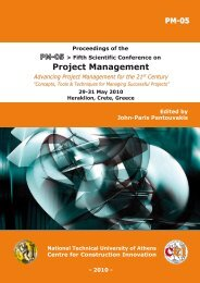 Project Management (PM-05)