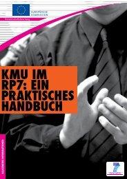 KMU iM RP7: Ein PRaKtischEs handbUch - Europa