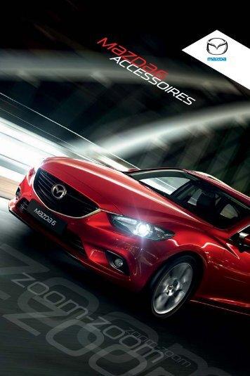 Mazda6 accessoires