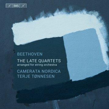beethoven the late quartets camerata nordica terje ... - eClassical