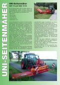 UNI-Seitenmäher SMT 15 - Special Maskiner A/S - Seite 2