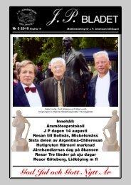 God Jul och Gott Nytt År - JP Johansson Museum