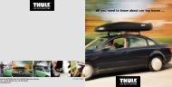 All you need to know about car top boxes ... - Thulebox.hu