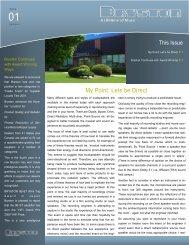 Volume 5, Issue 1 - Bryston