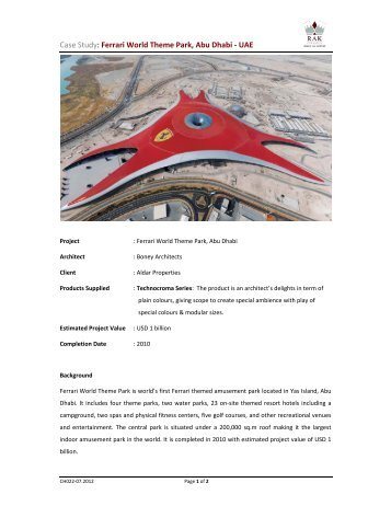 Ferrari SWOT Analysis, Competitors & USP