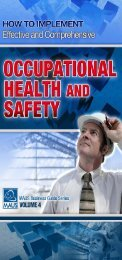 Health and Safety - MAUS Business Systems