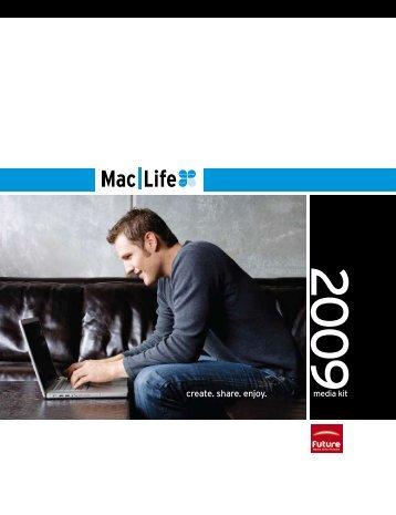 create. share. enjoy. - Mac|Life