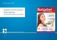 Mediadaten 2014 als PDF-Datei - Gebr. Storck Verlag