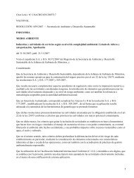 RES. SAyDS Nº 1639/2007. - Secretaria de Ambiente y Desarrollo ...
