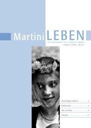 Ausgabe 12: Februar - Mai 2014 - Ev.-Luth. St.-Martini ...