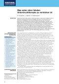 Gesundheitsökonomie und lokale Unterdrucktherapie - EWMA - Seite 4