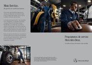 Programmes de Service Trucks (409 Ko) - Kalscheuer Mercedes-Benz