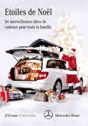 Etoiles de Noël - Kalscheuer Mercedes-Benz