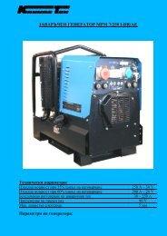 MPM 7 250 IDR EL
