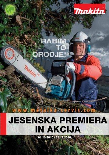 IN AKCIJA JESENSKA PREMIERA - Metalka-servis.com