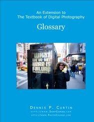 Glossary - PhotoCourse
