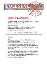 Bullseye Briefing - (PDF)