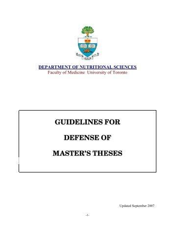 resume formatting guidelines