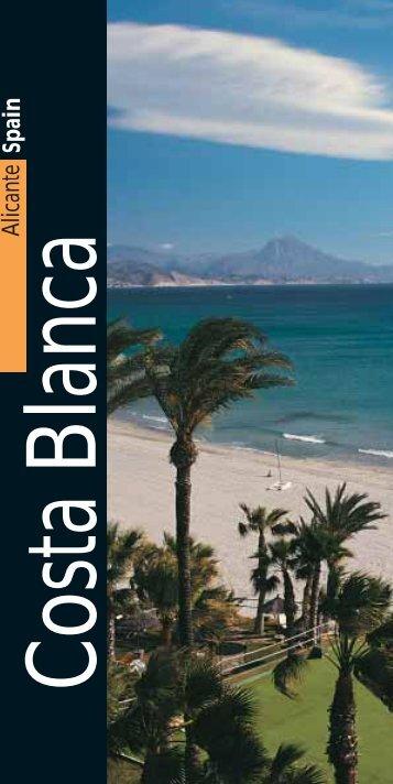 Alicante Costa Blanca - Tourismbrochures.net