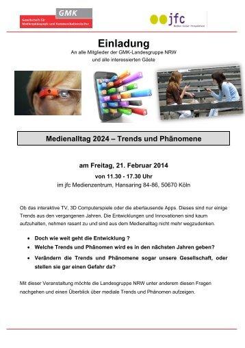 Trends und Phänomene - GMK