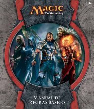 MANUAl dE REGRAS BáSicO - Wizards of the Coast