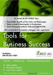 Auditplan DIN EN ISO 14001 - Vorest AG