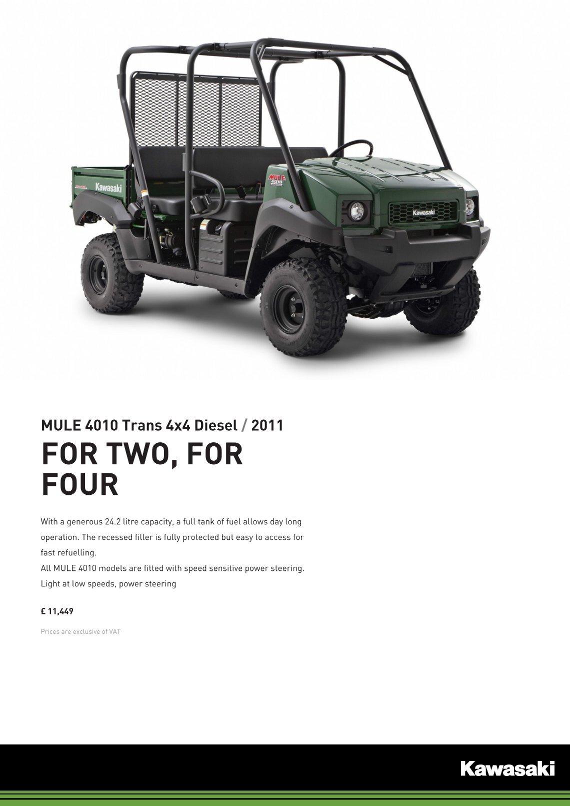 Kawasaki Diesel Mule Wiring Diagram Data Diagrams 2510 2011 4010 Efcaviation Com 3010
