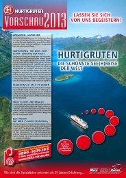 Vorschau2013 - Blitz-Reisen HomePage
