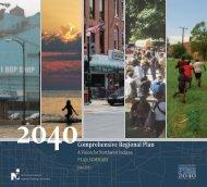 Comprehensive Regional Plan - Northwestern Indiana Regional ...