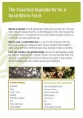 Guide to Worm Farming - Pittwater Council - Page 4