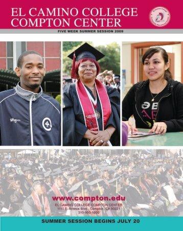 Steps to Register - El Camino College Compton Center