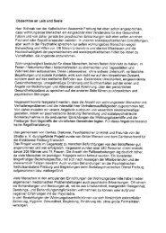 Einführung - Caritasverband Freiburg