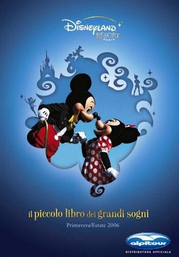 DISTRIBUTORE UFFICIALE - Disneyland® Paris