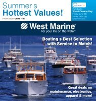 20% off - West Marine