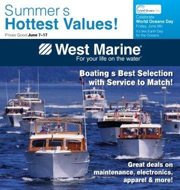 20% off - West Marine