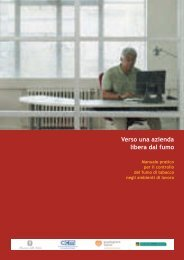 Manuale pratico per il controllo del fumo di tabacco ... - Unipd-Org.It