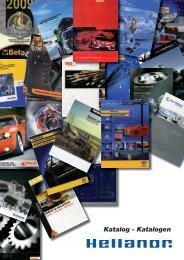 Katalog - Katalogen - Hellanor