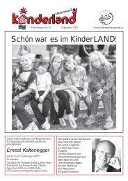 Ein Sommer wie damals! - Kinderland Steiermark