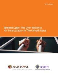 Broken Logic - Adler School of Professional Psychology