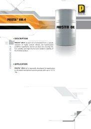 Prista VM-4 ENG - Prista Oil