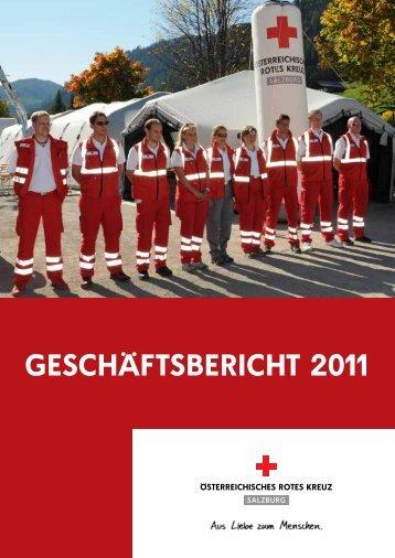 Geschäftsbericht Landesverband Salzburg 2011 - Österreichisches ...
