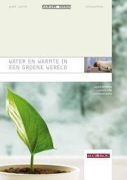 water en warmte in een groene wereld - STIEBEL ELTRON Belgie