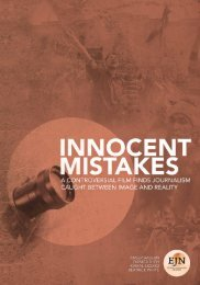 Innocent Mistakes - TS Forum Event - WebSite