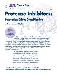 Protease Inhibitors: - Bio-IT World