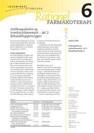 Hele bladet (pdf-format) - Institut for Rationel Farmakoterapi