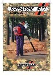 SOFFIATORE BL77