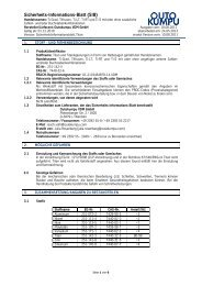 Sicherheitsinformationsblatt Titan - ThyssenKrupp VDM