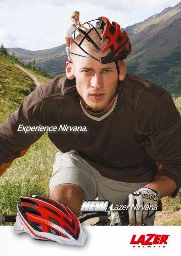 Lazer Nirvana leaflet - Merida