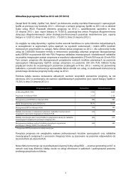 Rewizja prognozy na 2012 Listopad_2012x - Netia SA