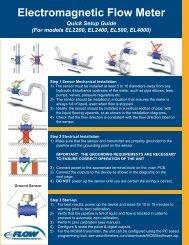 E(#!/-+)% - Flow Technology